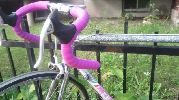 Marie-Espérance Cerda's says her lost bike was returned by a good samaritan with the help of online social networking.