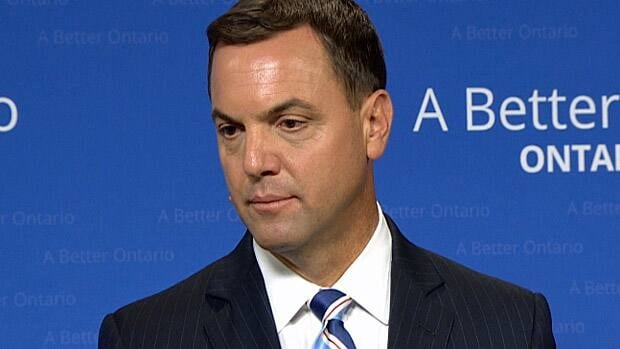 Progressive Conservative Leader Tim Hudak says the Liberals have returned to the legislature with a lack of new ideas.