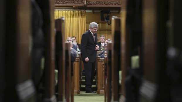 Prime Minister Stephen Harper may have hoped that an extended break from this place would turn the volume down on the Senate expenses scandal - but the front-page headlines continued.
