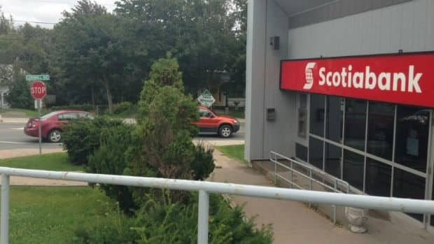 What was originally believed to be a robbery at this Scotiabank on Cornwall Ave. in St. John's turned out to be a comedy of errors.