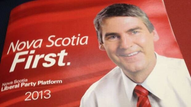 The Liberal Party of Nova Scotia released its campaign platform on Tuesday.