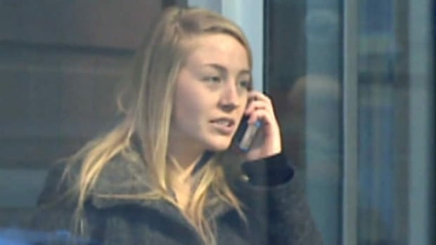 Kelsey Hepburn was sentenced to 18 months in jail for sexual interference and invitation to sexual touching last September.