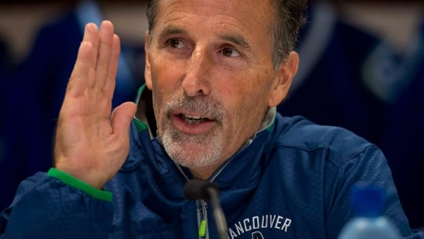New Vancouver Canucks head coach John Tortorella has already started laying down the law. On Thursday, the former Rangers bench boss warned his players about the dangers of Twitter - even though he has one himself.
