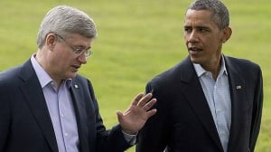 Prime Minister Stephen Harper, who talked with U.S. President Barack Obama during the G8 Summit in June and again at this week's G20 Summit in St. Petersburg, Russia, has proposed a North American strategy on climate change in a bid to gain approval for the Keystone XL pipeline, CBC News has learned.