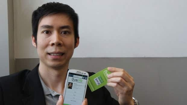 OverAir founder and CEO Ethan Do started taking clients in February. In July, he has nearly 200.