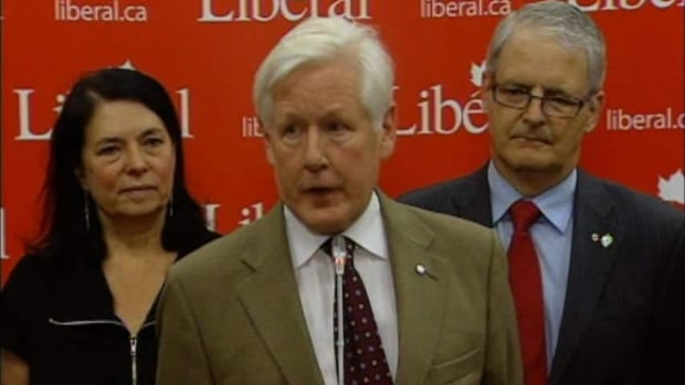 Rae is interim Liberal leader