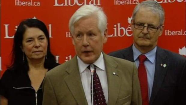Rae is interim Liberal leader
