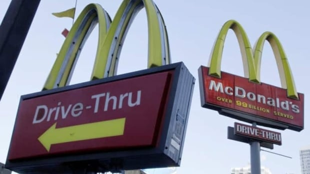 McDonald's is the world's largest fast food chain. (Richard Drew/AP)