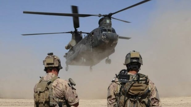 The Department of National Defence says it's now in the process of hiring up to 54 people to fill a need first identified a decade ago when Canada's war in Afghanistan began to heat up. (Sean Kilpatrick/CP)