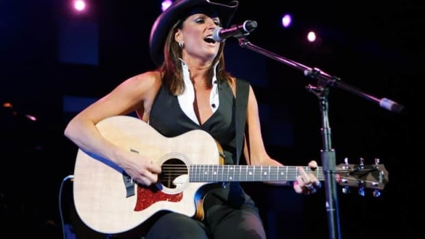 Only eight of the last 60 nominations for the most important CCMA Awards went to women or groups featuring women. Alberta musician Terri Clark got five of those nods.