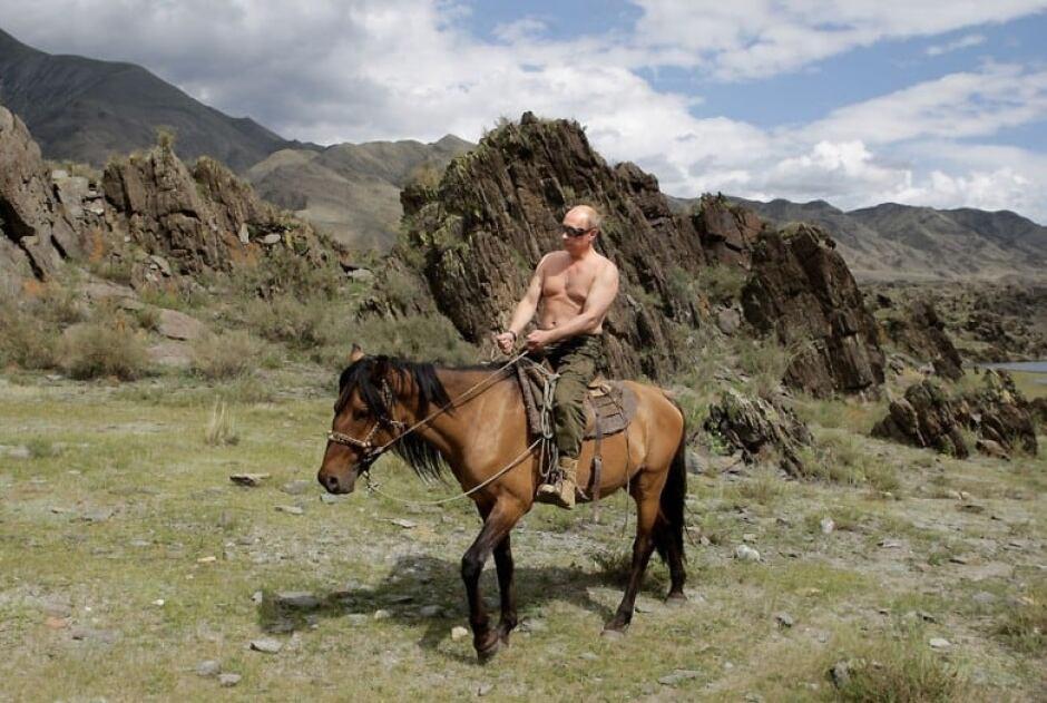 Siberian traveller