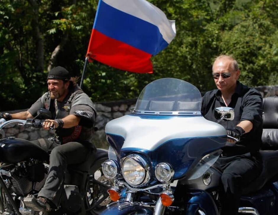 Motorbike meeting