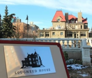 The Lougheed House