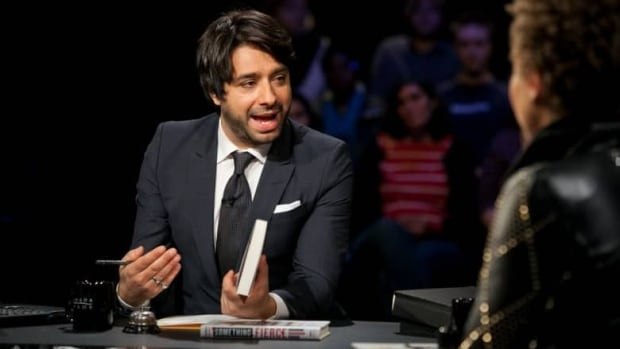 Q host Jian Ghomeshi returns to host the 2014 edition of Canada Reads, which will look for a novel that has the power to inspire social change in Canada.