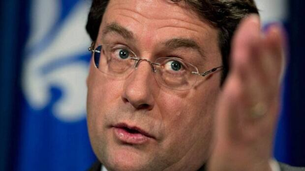 Bernard Drainville, the PQ minister responsible for Quebec's proposed charter of values, says politicians in the rest of Canada of being too timid to do what his government is doing.