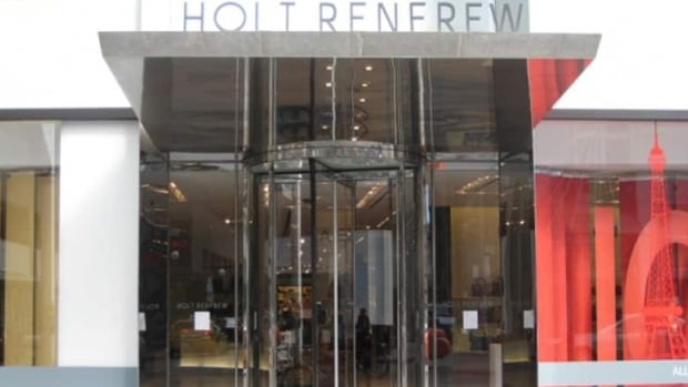 This is one of Holt Renfrew's flagship locations at 50 Bloor St. W in Toronto. The retailer is focusing its investments towards these stores and closing smaller stores, including the one in Ottawa.