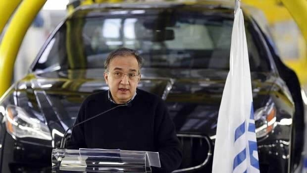 Sergio Marchionne, the chief executive officer of Fiat and Chrysler, told reporters in Turin on Friday that he is no closer to getting full ownership of Chrysler by buying out the stake owned by the United Autoworkers health care trust, VEBA.