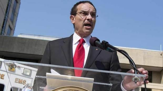 District of Columbia Mayor Vincent Gray says a proposed law that would have forced large retailers like Wal-Mart to pay their workers a minimum wage of $12.50 an hour would have cost the city jobs. He vetoed the bill this week.