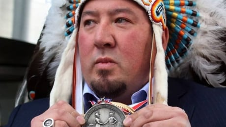 Grand Chief Derek Nepinak
