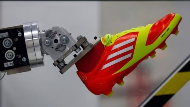 Robot-approved cleats