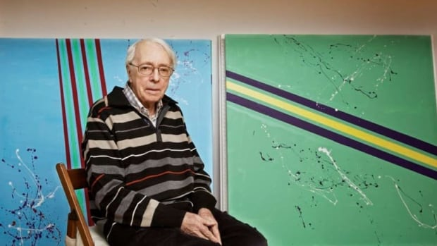Marcel Barbeau, Marcel Barbeau abstract and non-figurative painter, sculptor and one of the final surviving members of Quebec's mid-century, anti-establishment Automatiste movement, died at the age of 90.