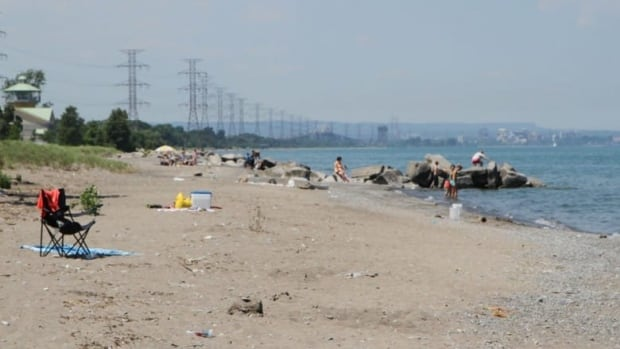 There haven't been many beach days in Hamilton this summer. No days have reached 30 degrees so far in July and August.
