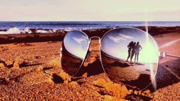 An artfully-captured summer beach day on P.E.I.
