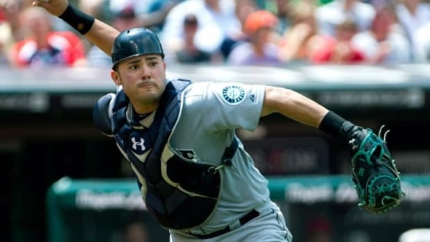 Jesus Montero is a career .253 hitter who has played for Seattle and the Yankees.
