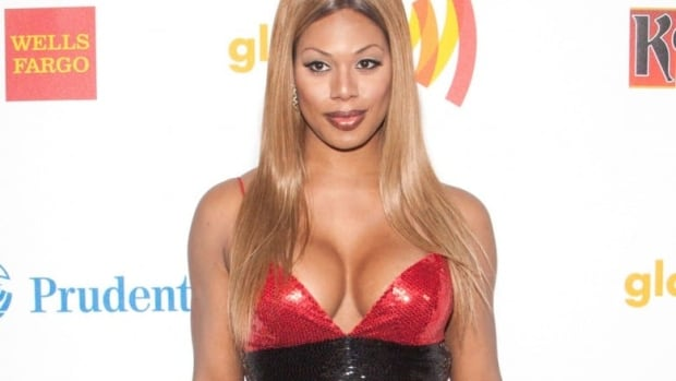 Actress Laverne Cox is the first African-American transgender woman to appear on an American reality show. Cox was first seen in the VH1  show I  Want to Work for Diddy and currently plays a transgender inmate on the hit Netflix series, Orange is the New Black. (Andrew Kelly/Reuters)