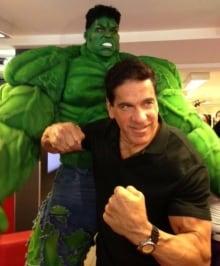 Hulk meet Hulk