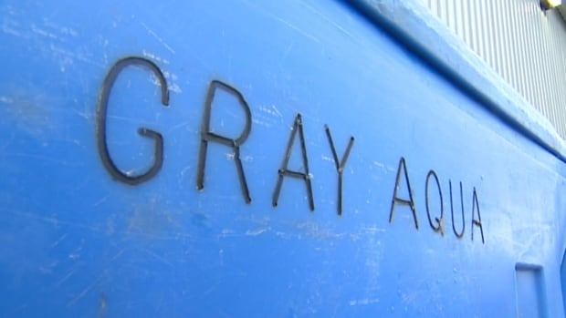Gray Aqua's bankruptcy case is being transferred from Newfoundland and Labrador to New Brunswick.