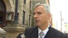 Lawyer Geoffrey Spencer