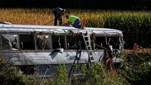 Ohio bus accident