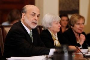 Bernanke Yellen Federal Reserve