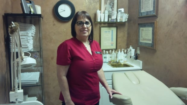 Tamara McBride signed up the whole staff at her Kitchener salon, House of Angels Spa, for the Cut It Out Program. The program trains salon workers to spot signs of domestic abuse and respond.