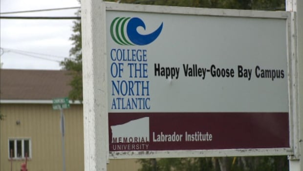 Students enrolled at the College of the North Atlantic in Happy Valley-Goose Bay are upset that some of their courses still don't have instructors.