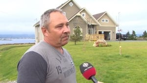 Port de Grave resident Wade Bishop doesn't pay property taxes