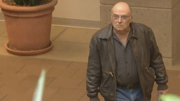 Douglas Wayne Bowers appeared in Surrey court on Monday for sentencing.