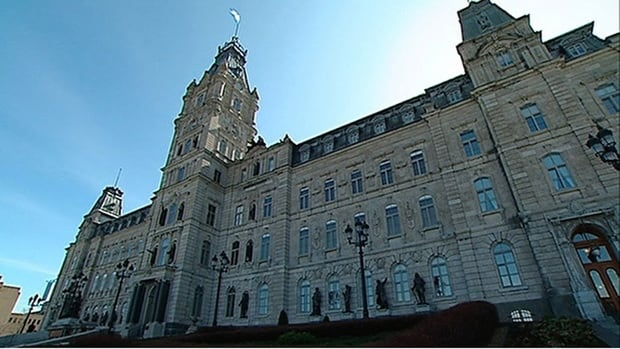 The Quebec national assembly resumes sitting today after its summer adjournment.