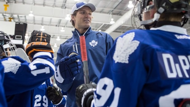 Maple Leafs newcomer David Clarkson is faced with high expectations playing in Toronto.