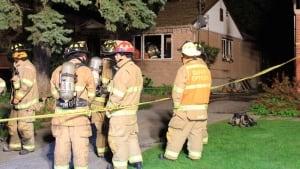 Richmond Hill house fire