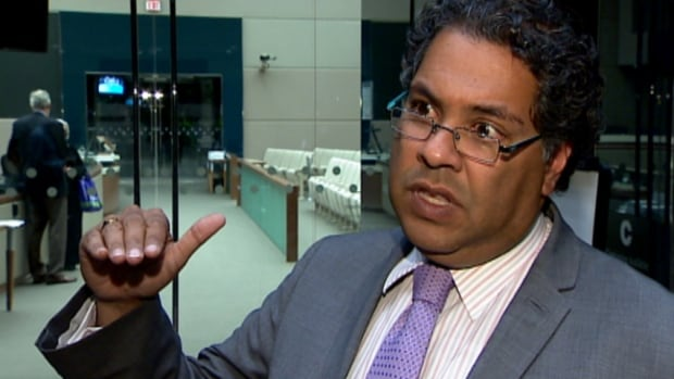 "Naheed Nenshi hasn't offered much yet on his campaign platform, but says he has some  ""neat ideas"" coming soon."