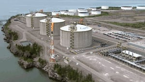Canaport LNG terminal