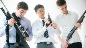 University of Calgary gun club