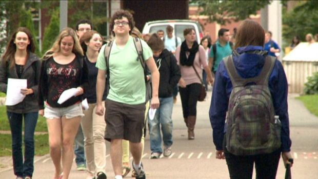 About 40 per cent of UPEI's scholarships for incoming students are restricted to students from the province.