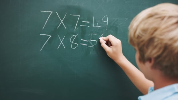 Those with dyscalculia will have trouble with simple calculations.