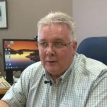 Dennis Kendell of Newfoundland and Labrador Housing
