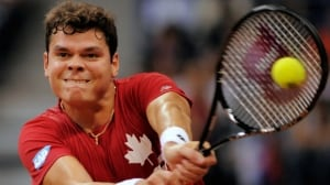 Milos Raonic, currently ranked 11th in the world, is expected to lead Canada in Davis Cup play.