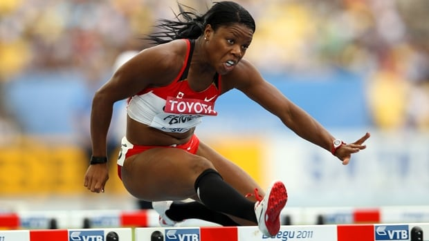 World champion hurdler Perdita Felicien of Canada is on a journey to West Africa with  Right to Play, an international humanitarian organization attempting to create a safer and healthier world for children.