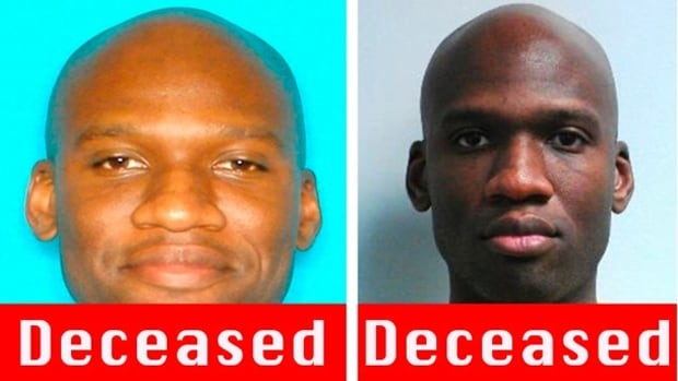 A combination photo shows Aaron Alexis, responsible for the shootings at the Washington Navy Yard in the southeast area of Washington, D.C.